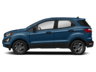 Lightning Blue Metallic 2018 Ford EcoSport Pictures EcoSport Utility 4D S AWD photos side view
