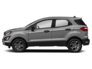 Moondust Silver Metallic 2018 Ford EcoSport Pictures EcoSport Utility 4D S AWD photos side view