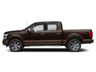 Magma Red Metallic 2018 Ford F-150 Pictures F-150 LARIAT 4WD SuperCrew 6.5' Box photos side view