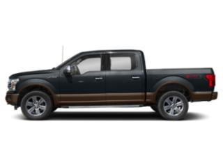 Guard Metallic 2018 Ford F-150 Pictures F-150 LARIAT 4WD SuperCrew 6.5' Box photos side view