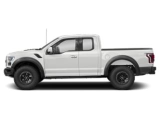 Oxford White 2018 Ford F-150 Pictures F-150 SuperCab Raptor 4WD photos side view