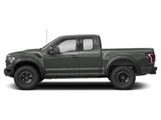 Magnetic Metallic 2018 Ford F-150 Pictures F-150 SuperCab Raptor 4WD photos side view