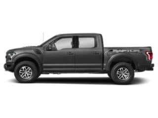 Magnetic Metallic 2018 Ford F-150 Pictures F-150 Raptor 4WD SuperCrew 5.5' Box photos side view