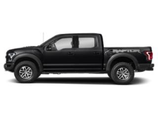 Shadow Black 2018 Ford F-150 Pictures F-150 Raptor 4WD SuperCrew 5.5' Box photos side view