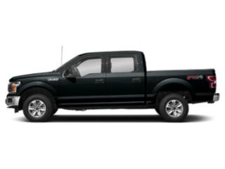 Guard Metallic 2018 Ford F-150 Pictures F-150 Crew Cab XLT 4WD photos side view