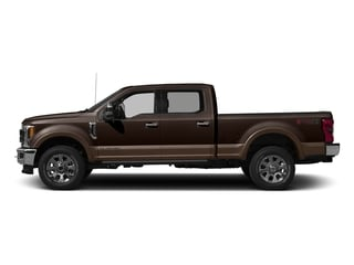 Magma Red Metallic 2018 Ford Super Duty F-250 SRW Pictures Super Duty F-250 SRW Crew Cab King Ranch 4WD photos side view