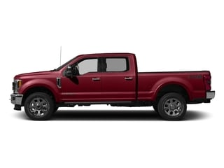 Ruby Red Metallic Tinted Clearcoat 2018 Ford Super Duty F-250 SRW Pictures Super Duty F-250 SRW Crew Cab King Ranch 4WD photos side view