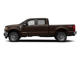 Magma Red Metallic 2018 Ford Super Duty F-350 SRW Pictures Super Duty F-350 SRW LARIAT 4WD Crew Cab 8' Box photos side view