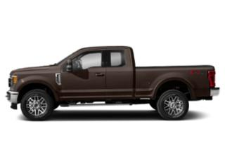 Magma Red Metallic 2018 Ford Super Duty F-250 SRW Pictures Super Duty F-250 SRW Supercab Lariat 2WD photos side view