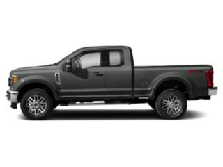 Magnetic Metallic 2018 Ford Super Duty F-250 SRW Pictures Super Duty F-250 SRW Supercab Lariat 2WD photos side view