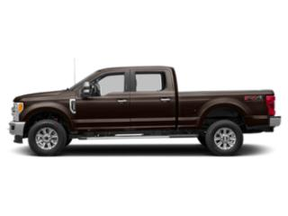 Magma Red Metallic 2018 Ford Super Duty F-250 SRW Pictures Super Duty F-250 SRW XLT 4WD Crew Cab 8' Box photos side view