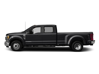 Shadow Black 2018 Ford Super Duty F-350 DRW Pictures Super Duty F-350 DRW Crew Cab XL 2WD photos side view