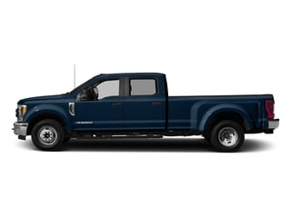 Blue Jeans Metallic 2018 Ford Super Duty F-350 DRW Pictures Super Duty F-350 DRW Crew Cab XL 2WD photos side view