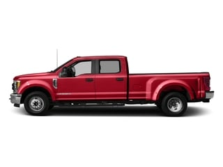 Race Red 2018 Ford Super Duty F-350 DRW Pictures Super Duty F-350 DRW Crew Cab XL 2WD photos side view