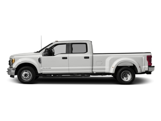 Oxford White 2018 Ford Super Duty F-350 DRW Pictures Super Duty F-350 DRW Crew Cab XL 2WD photos side view