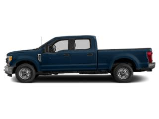 Blue Jeans Metallic 2018 Ford Super Duty F-350 SRW Pictures Super Duty F-350 SRW XL 2WD Crew Cab 6.75' Box photos side view