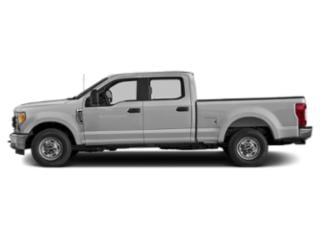 Ingot Silver Metallic 2018 Ford Super Duty F-350 SRW Pictures Super Duty F-350 SRW XL 2WD Crew Cab 6.75' Box photos side view