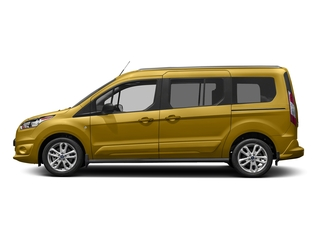 Solar Metallic 2018 Ford Transit Connect Wagon Pictures Transit Connect Wagon XLT SWB w/Rear Symmetrical Doors photos side view