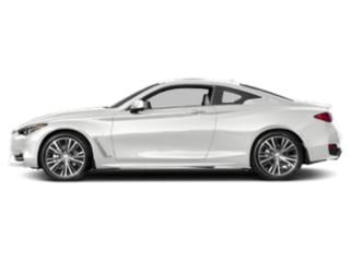 Pure White 2018 INFINITI Q60 Pictures Q60 RED SPORT 400 RWD photos side view