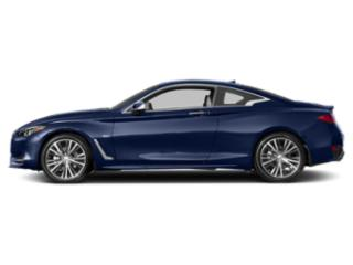 Iridium Blue 2018 INFINITI Q60 Pictures Q60 RED SPORT 400 RWD photos side view