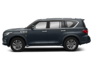 Hermosa Blue 2018 INFINITI QX80 Pictures QX80 RWD photos side view