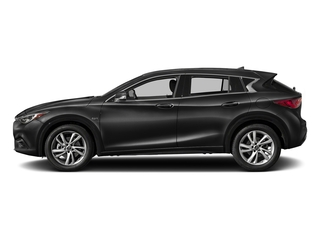 Black Obsidian 2018 INFINITI QX30 Pictures QX30 Premium FWD photos side view