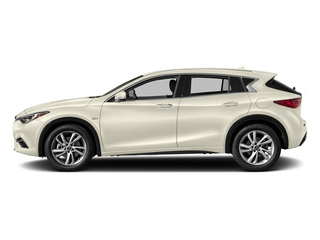 Majestic White 2018 INFINITI QX30 Pictures QX30 Premium FWD photos side view