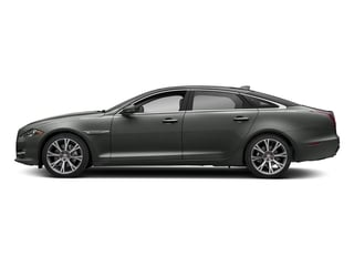 Corris Grey Metallic 2018 Jaguar XJ Pictures XJ XJL Portfolio RWD photos side view