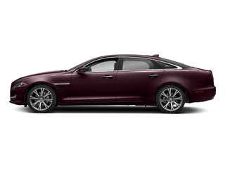 Rossello Red Metallic 2018 Jaguar XJ Pictures XJ XJL Portfolio RWD photos side view
