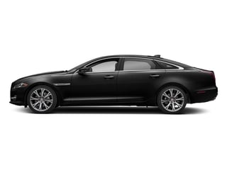 Farallon Black Premium Metallic 2018 Jaguar XJ Pictures XJ XJL Portfolio RWD photos side view