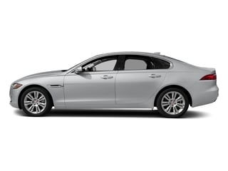 Yulong White Metallic 2018 Jaguar XF Pictures XF Sedan 35t Premium RWD *Ltd Avail* photos side view