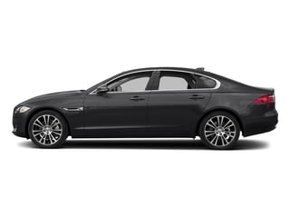 Narvik Black 2018 Jaguar XF Pictures XF Sedan 20d Prestige AWD photos side view
