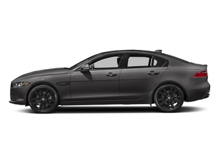 Corris Grey 2018 Jaguar XE Pictures XE Sedan 4D 30t Prestige photos side view