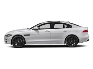 Yulong White 2018 Jaguar XE Pictures XE Sedan 4D 30t Prestige photos side view