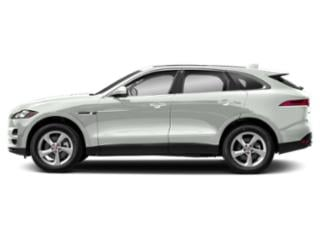Fuji White 2018 Jaguar F-PACE Pictures F-PACE 30t Prestige AWD photos side view