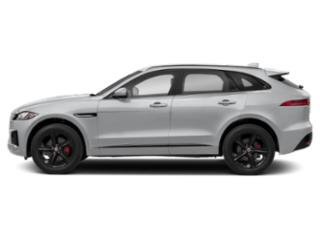 Yulong White Metallic 2018 Jaguar F-PACE Pictures F-PACE S AWD photos side view