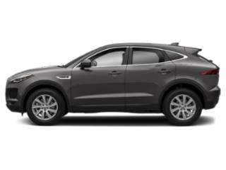 Corris Grey Metallic 2018 Jaguar E-PACE Pictures E-PACE P300 AWD R-Dynamic SE photos side view