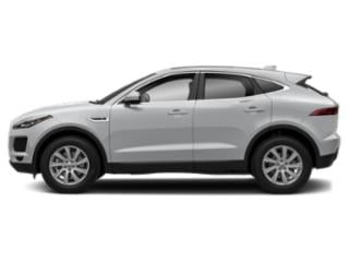 Yulong White Metallic 2018 Jaguar E-PACE Pictures E-PACE P300 AWD R-Dynamic SE photos side view