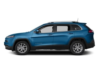 Hydro Blue Pearlcoat 2018 Jeep Cherokee Pictures Cherokee Latitude FWD photos side view
