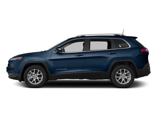 Patriot Blue Pearlcoat 2018 Jeep Cherokee Pictures Cherokee Utility 4D Latitude Plus 4WD photos side view