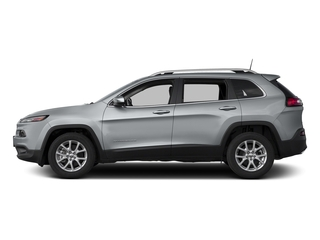 Billet Silver Metallic Clearcoat 2018 Jeep Cherokee Pictures Cherokee Utility 4D Latitude Plus 4WD photos side view