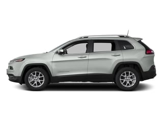 Bright White Clearcoat 2018 Jeep Cherokee Pictures Cherokee Latitude Plus FWD photos side view