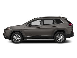 Granite Crystal Metallic Clearcoat 2018 Jeep Cherokee Pictures Cherokee Utility 4D Limited 2WD photos side view
