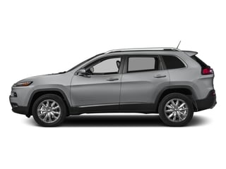 Billet Silver Metallic Clearcoat 2018 Jeep Cherokee Pictures Cherokee Limited FWD photos side view