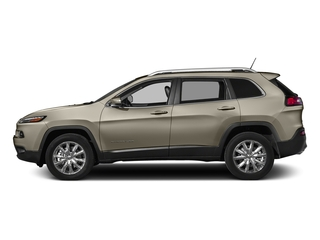 Light Brownstone Pearlcoat 2018 Jeep Cherokee Pictures Cherokee Limited FWD photos side view
