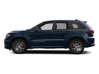 True Blue Pearlcoat 2018 Jeep Grand Cherokee Pictures Grand Cherokee Utility 4D SRT-8 4WD photos side view
