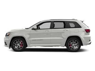 Ivory 3-Coat 2018 Jeep Grand Cherokee Pictures Grand Cherokee Utility 4D SRT-8 4WD photos side view