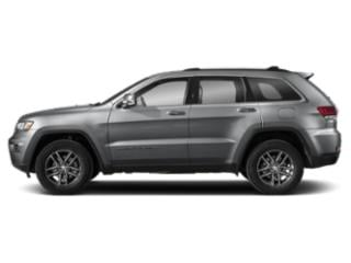 Billet Silver Metallic Clearcoat 2018 Jeep Grand Cherokee Pictures Grand Cherokee Utility 4D Sterling Edition 4WD photos side view