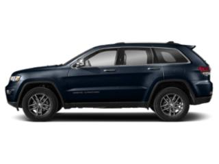 True Blue Pearlcoat 2018 Jeep Grand Cherokee Pictures Grand Cherokee Utility 4D Sterling Edition 4WD photos side view