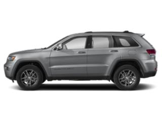 Billet Silver Metallic Clearcoat 2018 Jeep Grand Cherokee Pictures Grand Cherokee Sterling Edition 4x2 *Ltd Avail* photos side view